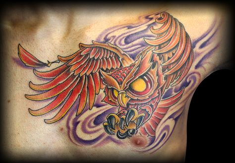 List Of Pinterest Buho Tattoo Old School Awesome Images Buho