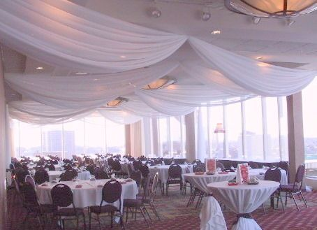 Where Do You Start Step 2 Wedding Ceiling Ceiling Draping