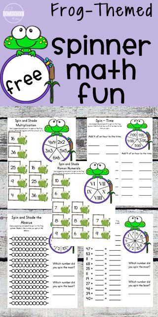 Free Frog Math Worksheets 2nd 4th Grade Math Worksheets Math 2nd Grade Math Worksheets