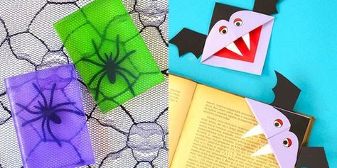 32 Easy Halloween Crafts for Kids