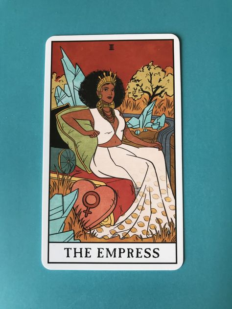March 28th Daily Card: The Empress * * This is the third time this month that this lovely lady has shown up 😀 Spring seems to have sprung so if you can, spend the day outdoors basking in the sunshine. Let yourself connect deeply with Nature and enjoy the sights and sounds of the earth starting to wake up. Love and abundance are in the air today...enjoy! * * #ModernWitchTarot #TheEmpress #tarotdaily #dailytarotcard #springtime #connectwithnature