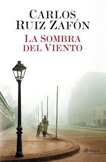 Mis Apuntes De Lectura La Sombra Del Viento Carlos Ruiz Zafón La Sombra Del Viento Carlos Ruiz Libros