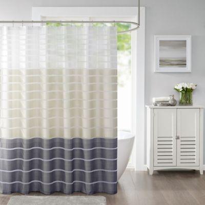 Demi Standard Shower Curtain In Neutral Neutral Shower Curtains Colorful Shower Curtain Kid Bathroom Decor