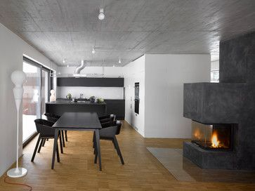 Gabriella House - industrial - dining room - sydney - Huset Design Store