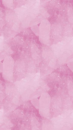 Crystal Pink Wallpaper Pink Wallpaper Iphone Aesthetic Wallpapers Pink Aesthetic