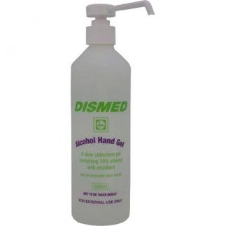 Alcohol Gel Hand Disinfectant 500ml Dis Chem Pharmacists Who