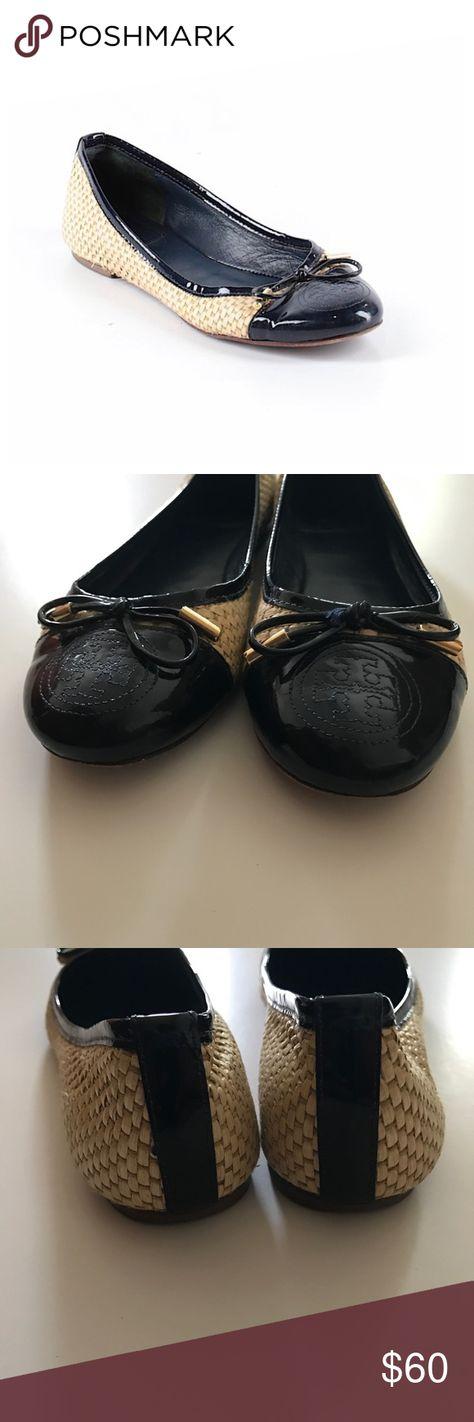 68e350b0e Tory Burch Sz 5 Ballet Flat Sz 5. Wear on sole. No box or dust bag. Tory  Burch Shoes Flats   Loafers