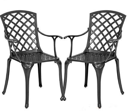 Wrought Iron Patio Chairs Furniture Portraits