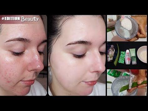 Tutorial Cara Membuat Cream Malam Pemutih Wajah Nan Alami Youtube Skin Care Beauty Hacks Best Skin Care Routine