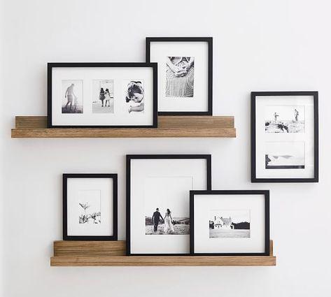 Wood Gallery Multi-Opening Frames