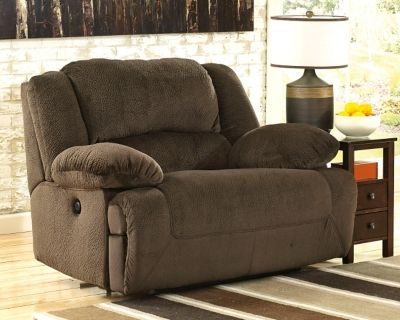Fine Toletta Oversized Power Recliner By Ashley Homestore Pdpeps Interior Chair Design Pdpepsorg