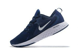 1364c15d2114 Nike Odyssey React Gym Blue Blue Void Pure Platinum Blue Hero AA1626 400 Mens  Running Shoes