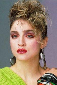 80er Jahre Frisuren Und Make Up Madonna 80s Makeup Hair Styles