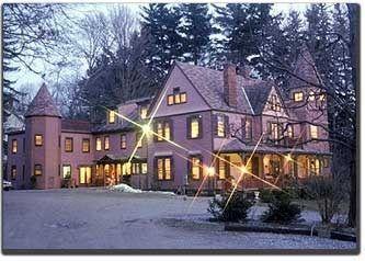 Rookwood Inn Lenox Massachusetts Lenox Bed And Breakfast Inns