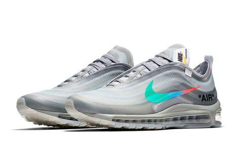 Nike Air Max 97 Off White Menta Raffle   white x nike air