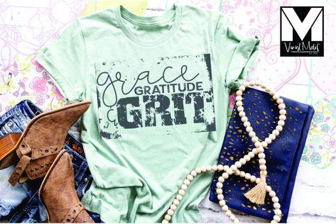 Grace Gratitude & Grit