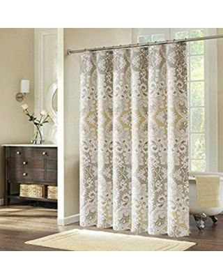 Welwo Welwo Shower Curtain Extra Long Wide Shower Curtain Set