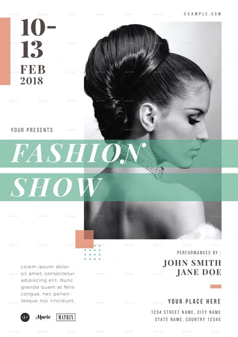 Fashion Show Flyer 03   #beauty, #beauty flyer, #boutique flyer, #camera, #catwalk, #classy, #clothing, #elegant, #fashion, #fashion flyer, #fashion show, #glamorous, #glamour, #handsome, #luxurious, #man, #mode, #model, #new collection, #photo, #pink, #posh, #post, #sexy, #show, #style, #stylish, #trend, #trendy, #woman