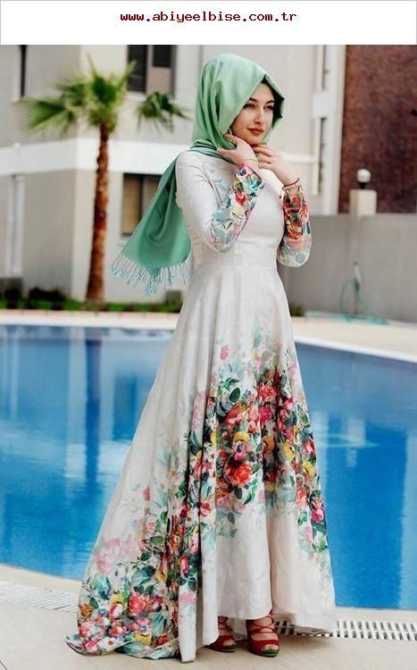 Ozel Yazlik Tesettur Elbise Modelleri Elbise Modelleri Tesettur Muslim Women Fashion Hijab Fashion Muslim Fashion