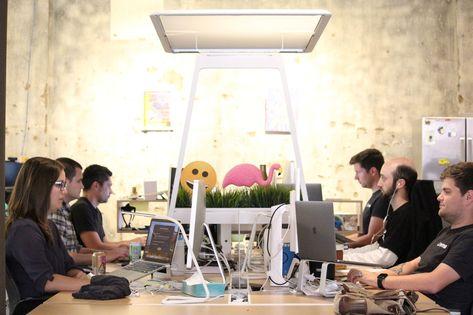 Digital Product Agency In Kansas City Open Space Office Open