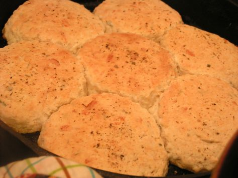 Not Yo Mama's Biscuits