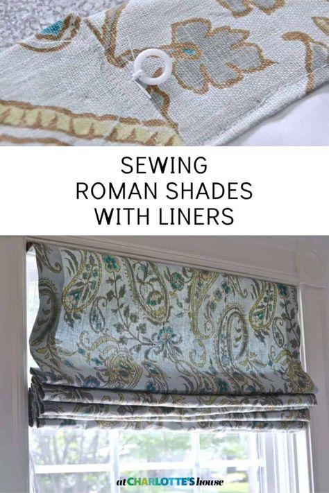 Gypsy Curtains, Roman Curtains, Diy Curtains, Curtains With Blinds, Make Roman Blinds, Valances, Diy Window Shades, Diy Roman Shades, Hollywood Regency