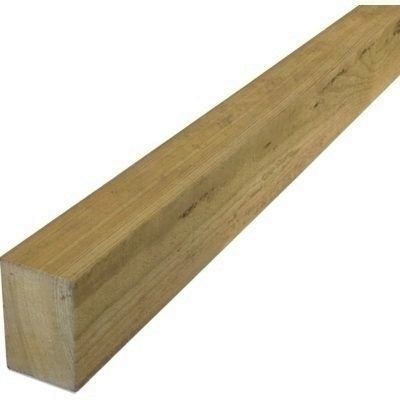 Lambourde Pin Traite Rabote L 2500 X H 70 X Ep 45 Mm Henry Timber
