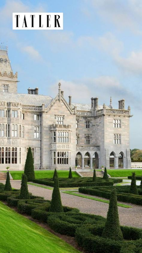 Historic houses with sensational spas