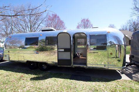 Remodelled Airstream For Sale Con Immagini Roulotte