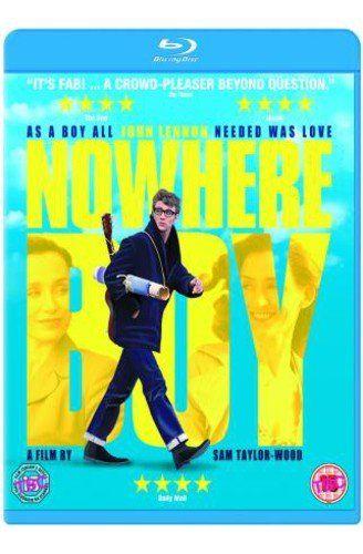 Nowhere Boy Blu Ray Reino Unido Blu Boy Ray Unido Con