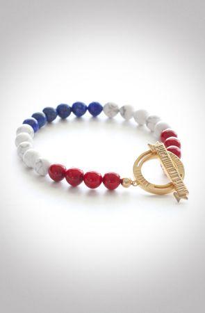 14kt USA Bracelet by Premium Co.