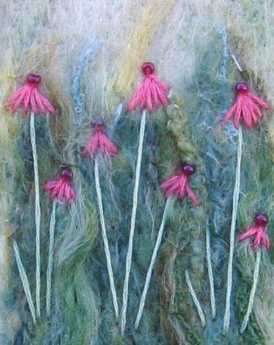 Original handmade needle felted picture | eBay