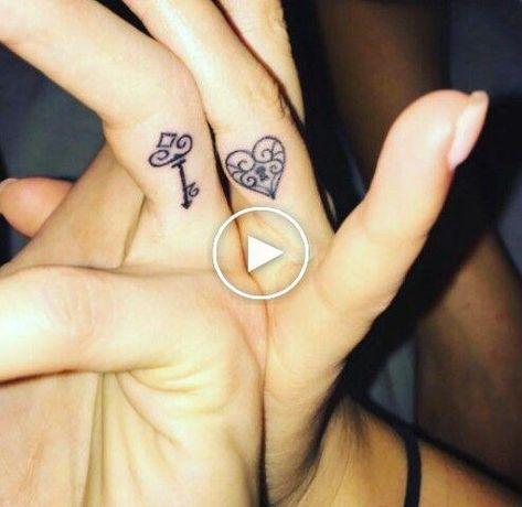 I love these type of things #coupletattoos #smallcoupletattoos #tattooideas