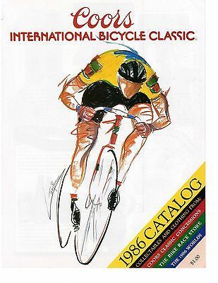 Bicycle Racing Cycling Race Sport Posters Coors International