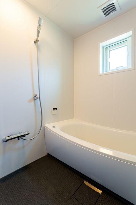 ゆるweb内覧会 お風呂と脱衣室 浴室リフォーム 浴室 インテリア 風呂