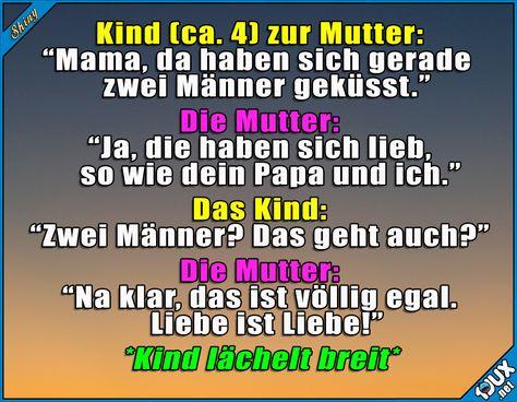 Es kann so einfach sein ^^ #schön #Sprüche #GutenMorgen #sowahr #niedlich #süß #Homosexualität #schwul #Toleranz #WhatsAppStatus
