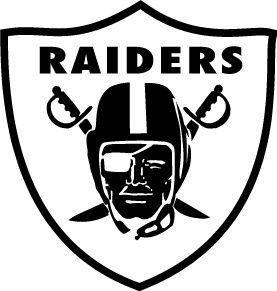 Raiders Logo Free Vector In Adobe Illustrator Ai Ai Vector Illustration Graphic Art Design Format E Raiders Wallpaper Raiders Emblem Oakland Raiders Logo