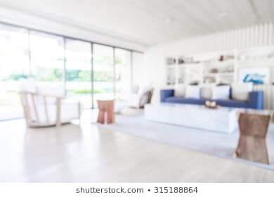 Abstract Blur Living Room Background Living Room Background