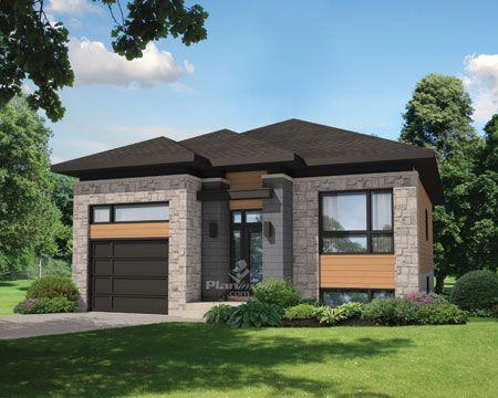W3280-V1 - Modern home design, master ensuite, open floor plan, home