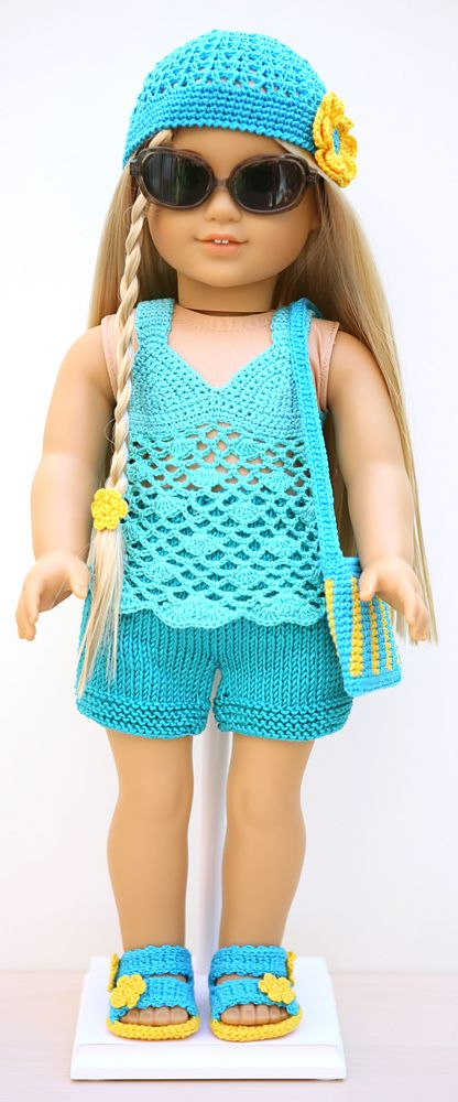 The 37 Best Images About American Girl Doll Crochet On Pinterest