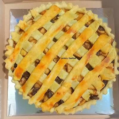 Apple Pie So Good Step By Step Resep