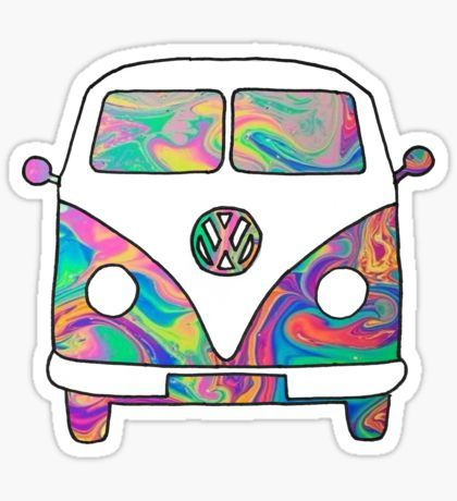 Groovy Bus by kaileyryan