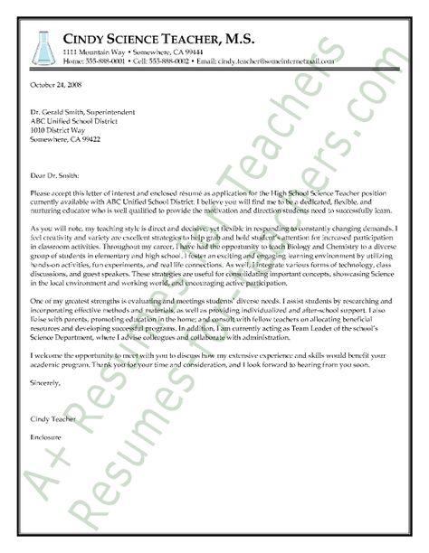 Preschool Teacher Cover Letter Sample   Application Letter Example - fresh formal letter format box type