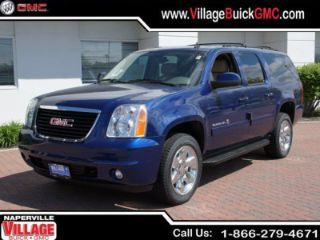 New Blue 2012 Gmc Yukon Xl 1500 For Sale In Naperville Illinois