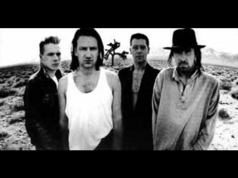 New Year S Day U2 I Will Be With You Again Bono Good Music Joshua Tree