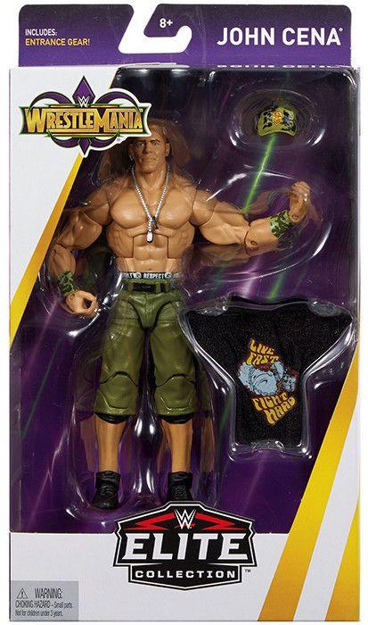 WWE Figures Elite Wrestlemania 34 Brand New Sealed Mattel
