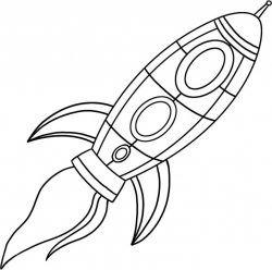 Okul Oncesi Uzay Roket Boyama Cizim Egitimleri Sanat