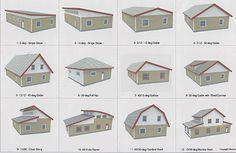 Roofing Tips From The Professionals Roof Styles Roof Truss