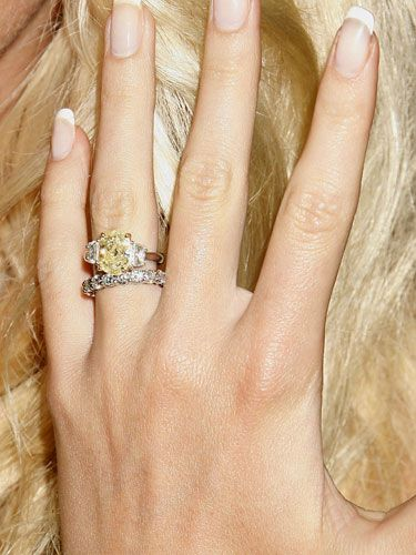 Heidi Montag Wedding Ring : heidi, montag, wedding, A-List, Bling!, Celebrity, Engagement, Rings,, Pictures