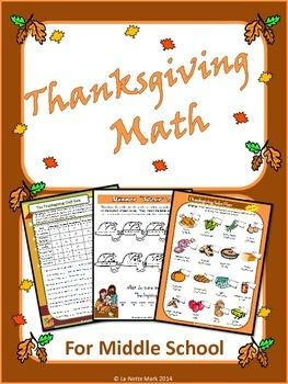 Helping Creative Minds Come Together Scheduled Maintenance Thanksgiving Math Math For Middle School Thanksgiving Math Activities